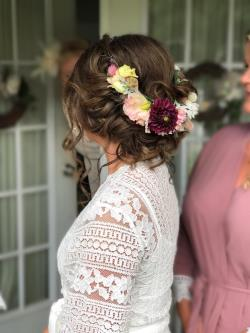ct connecticut bridal hair salon wedding hairstyles hairstylist  1