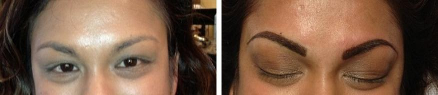 for Eyebrow tattoo aftercare instructions