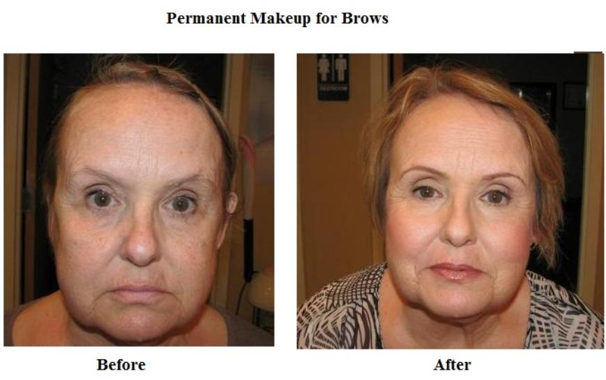 Permanent eyeliner for Eyebrow tattoo aftercare instructions