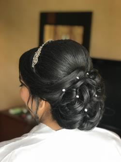 bridal hair salon wedding hairstyles hairstylist connecticut ct  3