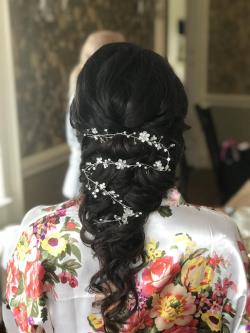 bridal makeup studio bridal hair salon bridal hairstyles wedding hairstyles Connecticut CT 31